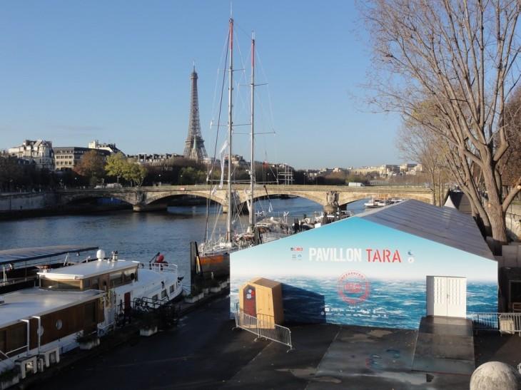 pavillon tara
